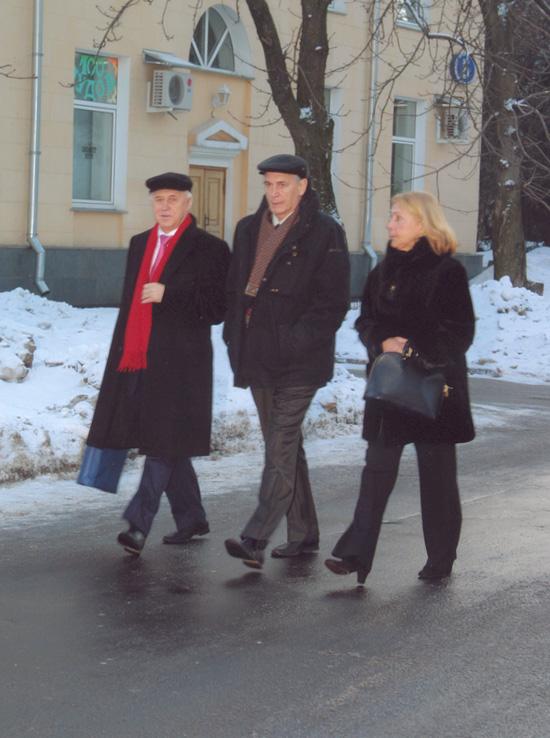 Семенович лановой народный артист